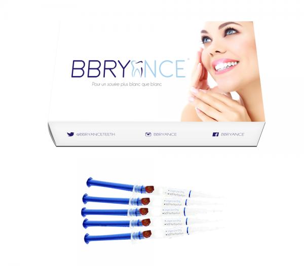 5 blanqueamiento de dientes GELES